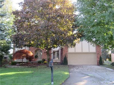 1322 Arbor Creek Dr, Rochester Hills, MI 48306 - MLS#: 21525519