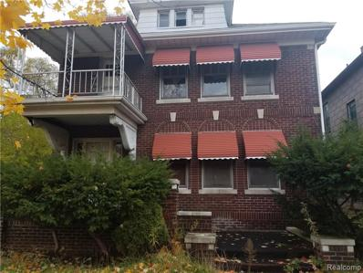 5408 Field St, Detroit, MI 48213 - MLS#: 21525546