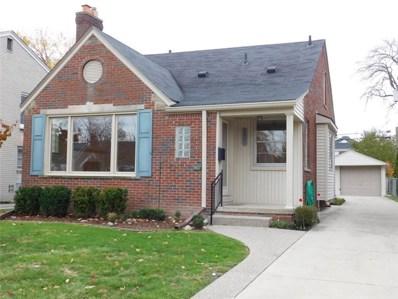 2009 Lennon St, Grosse Pointe Woods, MI 48236 - MLS#: 21525788