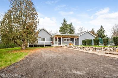 2600 Patterson Lake Rd, Pinckney, MI 48169 - MLS#: 21525938