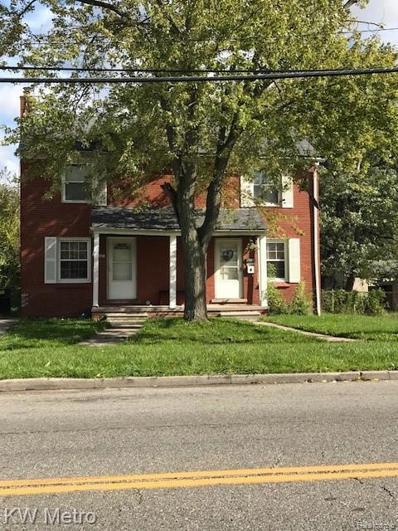 9219 Evergreen Ave, Detroit, MI 48228 - MLS#: 21525951