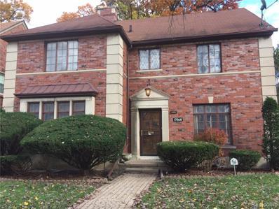 17568 Warrington Dr, Detroit, MI 48221 - MLS#: 21525965