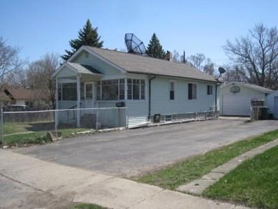 1023 Myrtle Ave, Waterford, MI 48328 - MLS#: 21526525