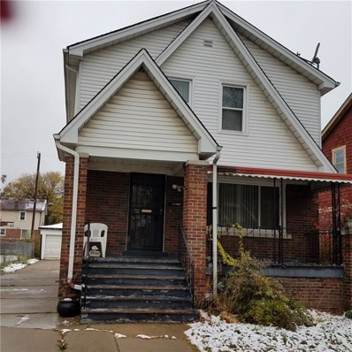 15381 Stansbury St, Detroit, MI 48227 - MLS#: 21526547