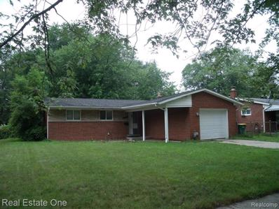 22103 W Brandon St, Farmington Hills, MI 48336 - MLS#: 21526705