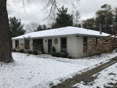 900 E Gunn Rd, Rochester, MI 48306 - MLS#: 21526716