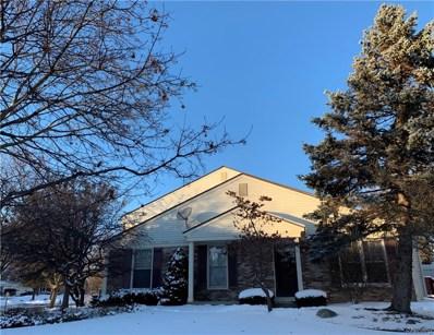 7740 Lake Ridge Dr, Waterford, MI 48327 - MLS#: 21526854