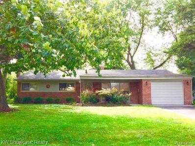 37841 Wendy Lee St, Farmington Hills, MI 48331 - MLS#: 21528035