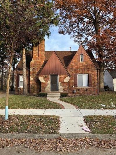 19164 Pierson St, Detroit, MI 48219 - MLS#: 21528247