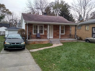 17377 Hamburg St, Detroit, MI 48205 - MLS#: 21528400