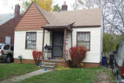 15273 State Fair St, Detroit, MI 48205 - MLS#: 21528431