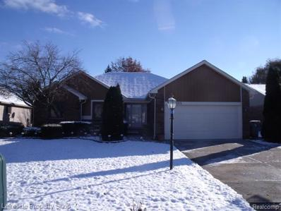 43092 Sinnamon, Clinton Township, MI 48038 - MLS#: 21529637