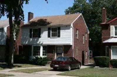 16610 Greenlawn St, Detroit, MI 48221 - MLS#: 21530080