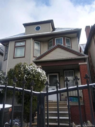 1980 Morrell St, Detroit, MI 48209 - MLS#: 21530377