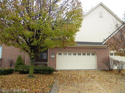 51478 Fox Hill Trl, Chesterfield, MI 48047 - MLS#: 21530629