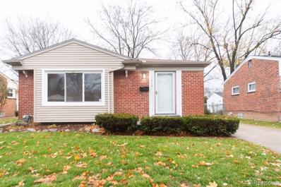1615 Woodlawn Ave, Royal Oak, MI 48073 - MLS#: 21531464