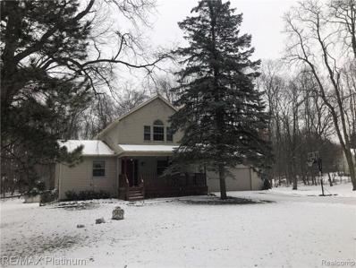 11081 Whispering Ridge Trl, Fenton, MI 48430 - MLS#: 21531903