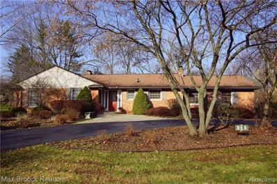 969 Hickory Heights Dr, Bloomfield Hills, MI 48304 - MLS#: 21532231