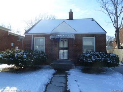 4607 Cadieux, Detroit, MI 48224 - MLS#: 21532684