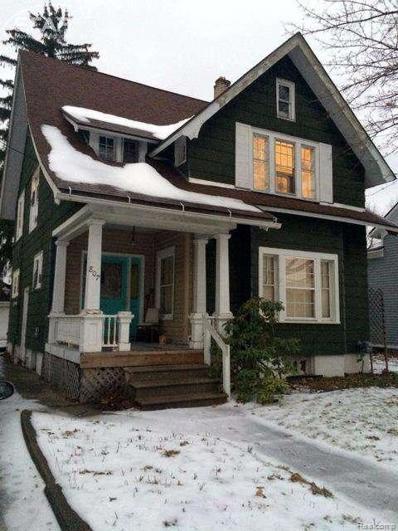807 Avon St, Flint, MI 48503 - MLS#: 21533086