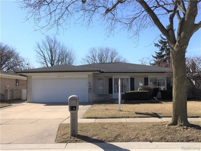 13670 Terra Santa Dr, Sterling Heights, MI 48312 - MLS#: 21534075