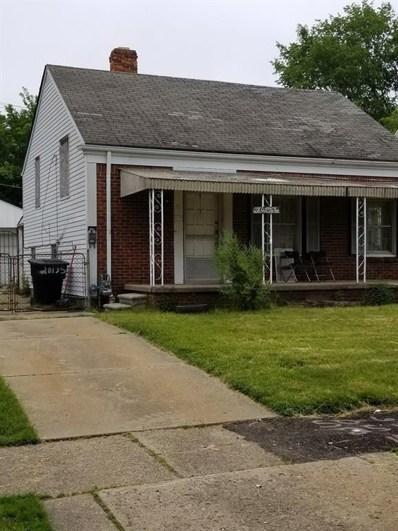 20135 Goddard St, Detroit, MI 48234 - MLS#: 21535323