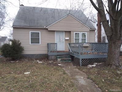 18096 Hamburg St, Detroit, MI 48205 - MLS#: 21535515