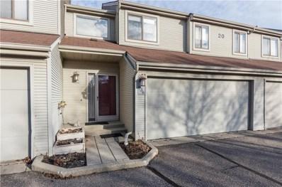 736 Hamilton Crt, Rochester Hills, MI 48307 - MLS#: 21541553