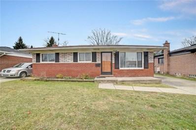 20466 Kemp St, Clinton Township, MI 48035 - MLS#: 21545471