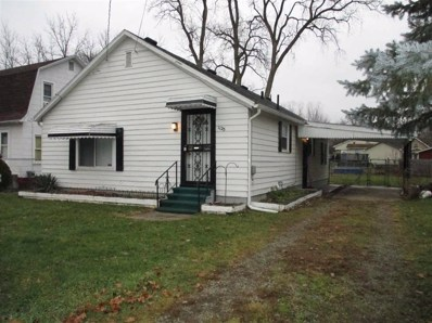 1125 Scott St, Jackson, MI 49202 - MLS#: 21546406