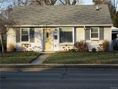 213 E 13 Mile Rd, Royal Oak, MI 48073 - MLS#: 21549618