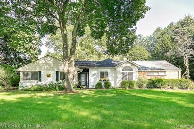 4145 Orchard Hill Dr, Bloomfield Hills, MI 48304 - MLS#: 21550298