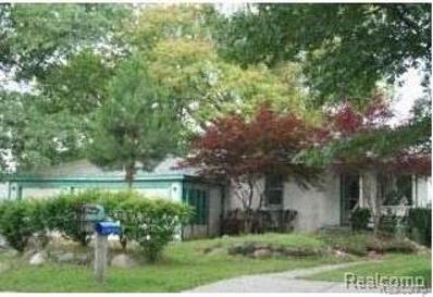 620 Bloomfield Ave, Pontiac, MI 48341 - MLS#: 21551132