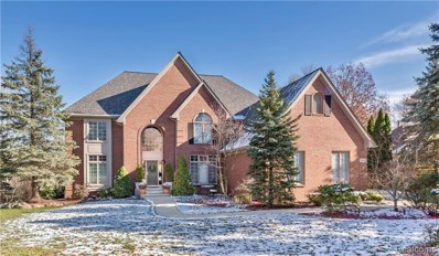 1988 Tall Oaks Blvd, Rochester Hills, MI 48306 - MLS#: 21551239