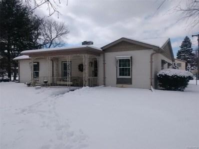 19121 Purlingbrook St, Livonia, MI 48152 - MLS#: 21553240