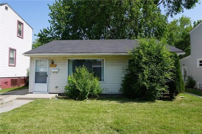 8111 Lozier Ave, Warren, MI 48089 - MLS#: 21559393