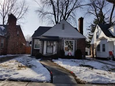 4399 Bishop St, Detroit, MI 48224 - MLS#: 21560687