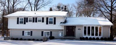 3901 Chestnut Hill Crt, Troy, MI 48084 - MLS#: 21561049