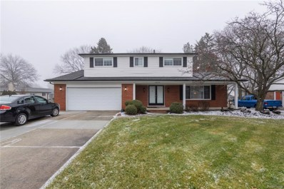 53374 Cheshire Dr, Shelby Twp, MI 48316 - MLS#: 21561339
