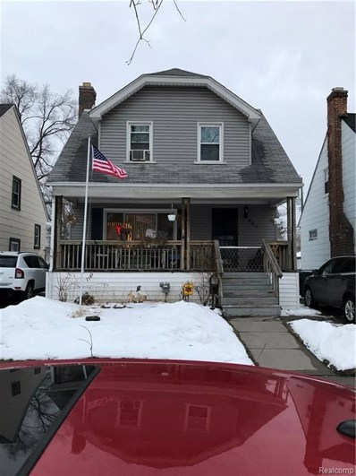 601 Spencer St, Ferndale, MI 48220 - MLS#: 21561564