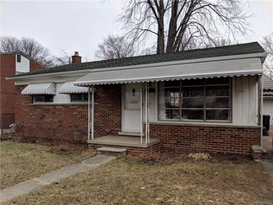 28648 Hales St, Madison Heights, MI 48071 - MLS#: 21561704
