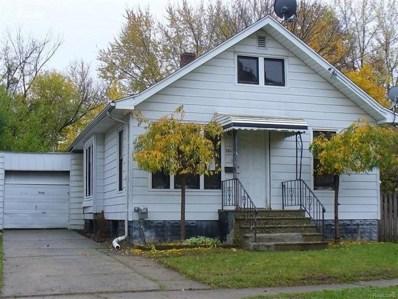 2537 Brown St, Flint, MI 48503 - MLS#: 21561899
