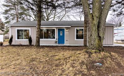 3831 Queensbury Rd, Lake Orion, MI 48359 - MLS#: 21562803