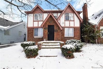 4348 Harvard Rd, Detroit, MI 48224 - MLS#: 21572992
