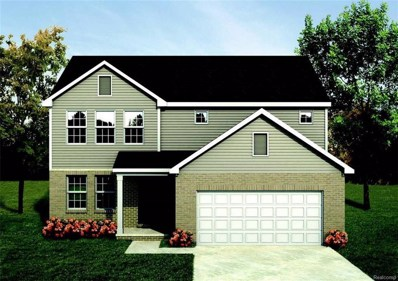 7780 North Central Park, Shelby Twp, MI 48317 - MLS#: 21573483
