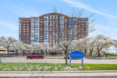 250 E Harbortown Dr UNIT Unit#402, Detroit, MI 48207 - MLS#: 21575847