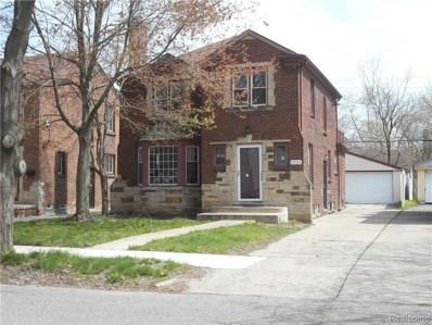 3924 Yorkshire Rd, Detroit, MI 48224 - MLS#: 21577242