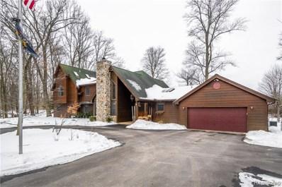 9295 Buckhorn Lake Rd, Holly, MI 48442 - MLS#: 21577385