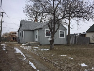 8025 Jewett Ave, Warren, MI 48089 - MLS#: 21577619
