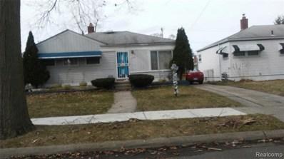 22530 Chippewa St, Detroit, MI 48219 - MLS#: 21578194